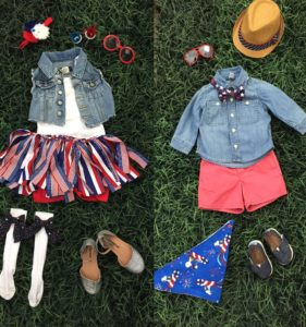 4th of July Style for Your Little Firecrackers