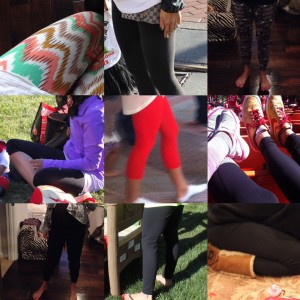 My Love Letter To My Yoga Pants: Remix