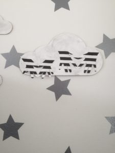 DIY: Cloud Pinboard