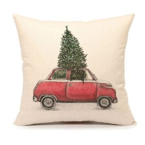 Christmas Pillow Covers for Less