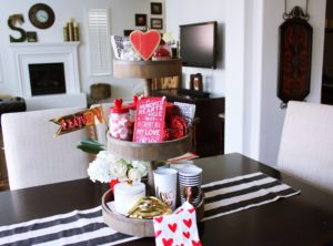 Valentine's Hot Cocoa Station