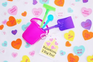 Valentine's Day: I Dig You (Free printables)
