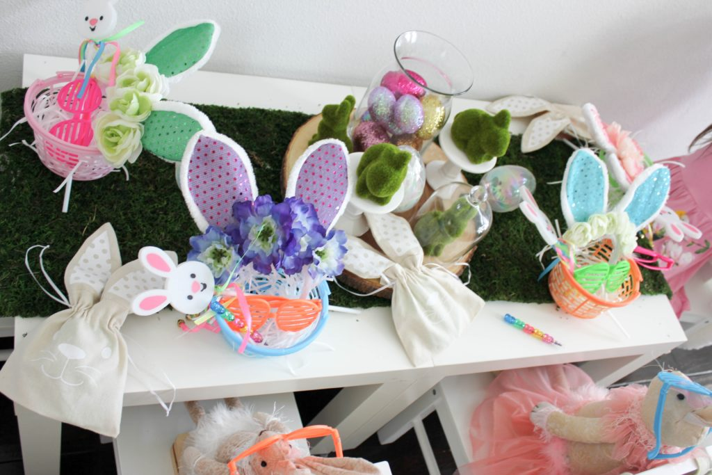 Easter Baskets: Bunny Whimsy