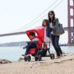 Tandem Strollers: A Review of the Joovy Caboose Ultralight Graphite