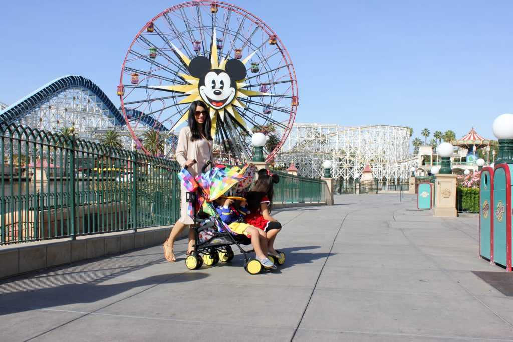 Disney: Strollers & What to Pack in Them (a Cosatto Review)