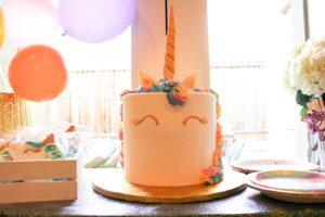 Unicorn Brunch and Balloon Centerpiece DIY