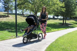 Staying Active: Jogging Stroller Workout with Joovy