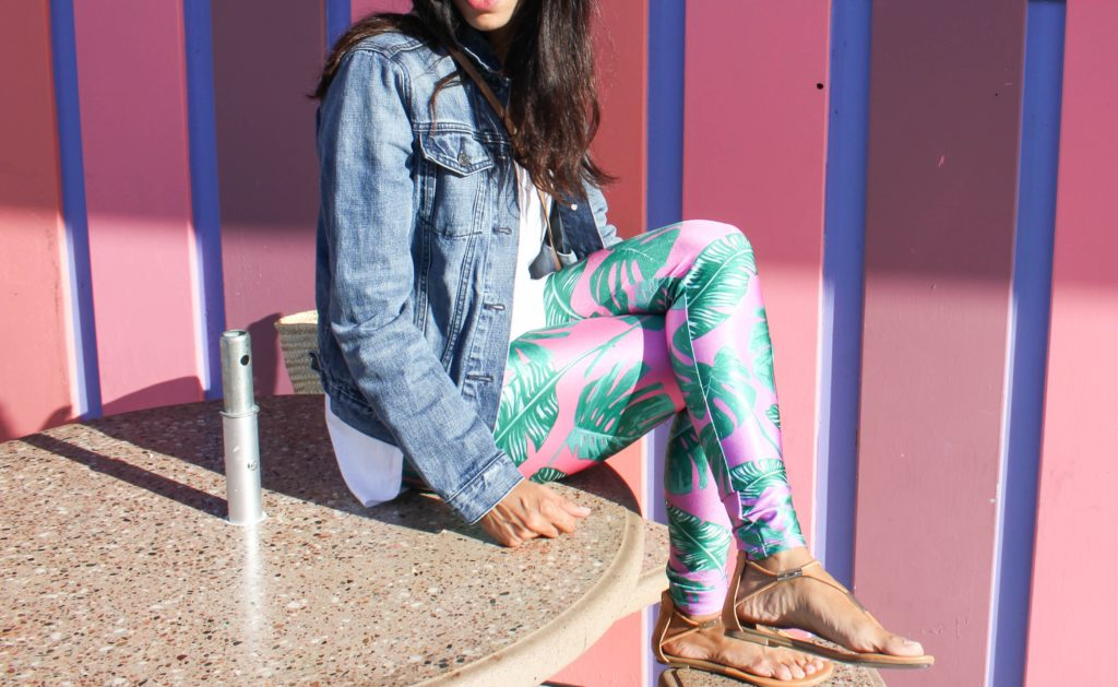 Beyond Basic Black; Yoga Pants + Leggings You Need Now