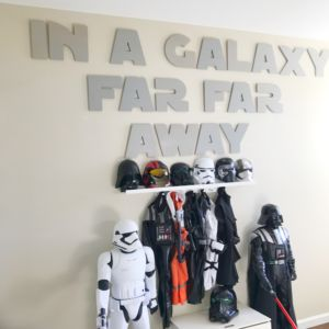 Star Wars Costume Station