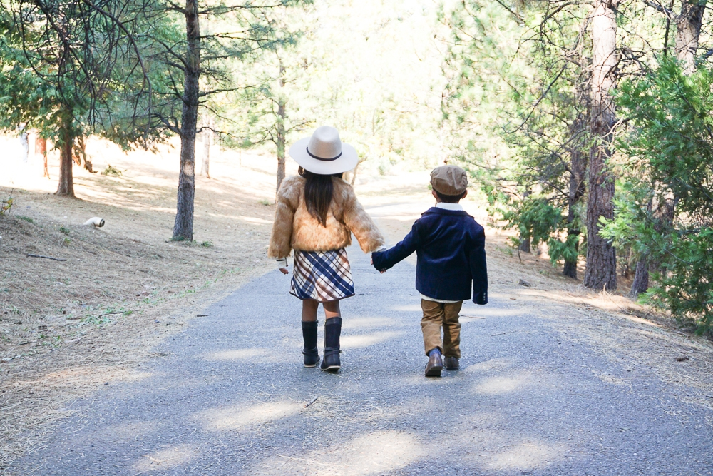 Fall Chic with Janie and Jack