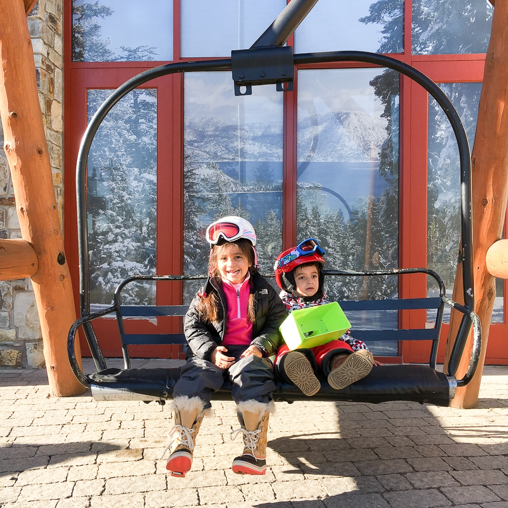 Ski Lessons for Kids: Why they are a Must!